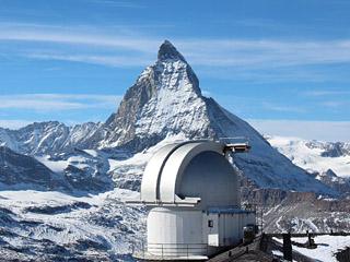 Chropf-Clique-Rieche, Zermatt Glacier