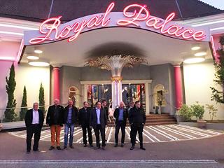 Chropf-Clique-Rieche, Bummel 2018 - Royal-Palace in Kirrwiller