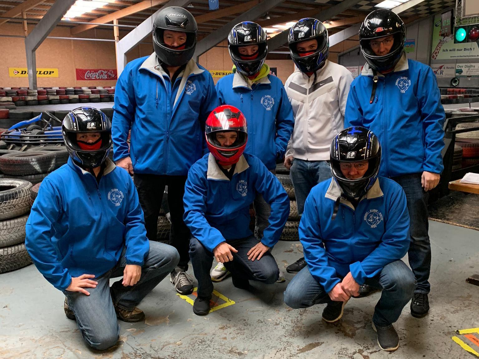 Chropf-Clique-Rieche, Bummel 2020 – Kartfahren
